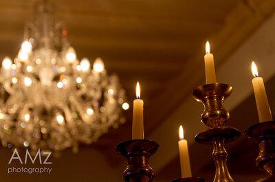 ¿Cómo crear climas románticos originales para la fiesta de casamiento?