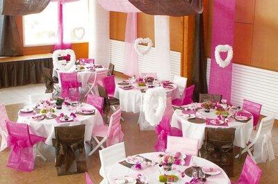 Dragée d'amour : toute la décoration de mariage qu'il vous faut à des prix imbattables!