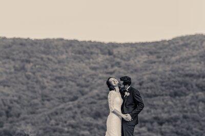 Laurianne et Martin : un mariage rempli de rires dans un somptueux château en Bourgogne