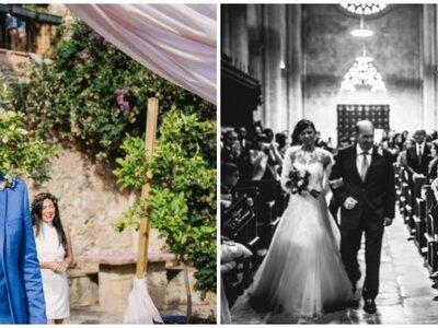Cómo reacciona el novio al ver a la novia: ¿cómo actuará el tuyo?