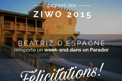 Tirage au sort ZIWO 2015 : Découvrez le gagnant du magnifique weekend à Séville !