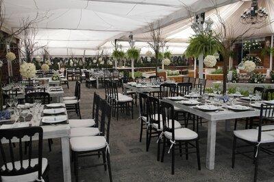 Descubre una Hacienda fantástica para tu boda en el Estado de México