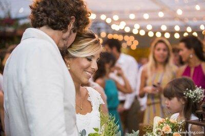 5 razões para JAMAIS desistir da festa de casamento!