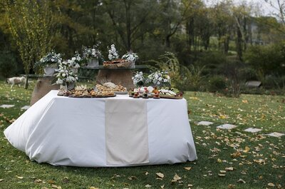 Top tips on how to organise a boho-chic wedding from La Pampa Relais in Italy