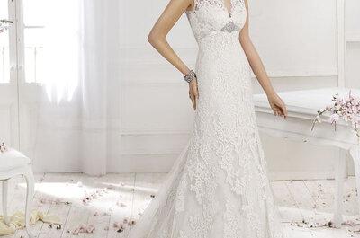 Alugar, comprar e personalizar vestidos de noiva - várias opções numa só loja!