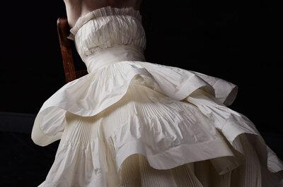 Lanvin apuesta por una inspiración mágica en sus vestidos de novia 2014