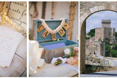 DIY: Chic decor style for exclusive destination weddings
