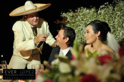 Real Wedding: um casamento tipicamente mexicano