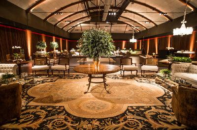 Arquitetura neutra e elegante a serviço do seu casamento: escolha o seu estilo!