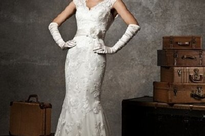 Justin Alexander Bridal Collection 2013