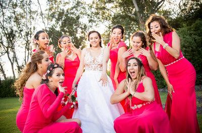 7 cosas que nos encantan de las bodas