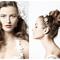 Inspiración para lograr e peinado perfecto - Foto BHLDN