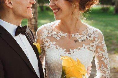 Одна душа на двоих: нежная свадьба Артема и Дианы
