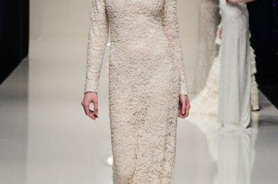 Die inspirierensten Braut-Looks dieser Saison! Lassen Sie sich verführen...