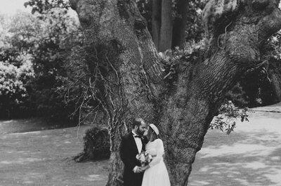 Originalidad y muchos muchos detalles: así fue la boda de Lorena y Tito