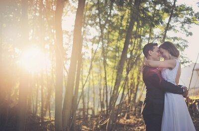 Um espectacular casamento que contou com uns convidados muito especiais, quer saber quais?
