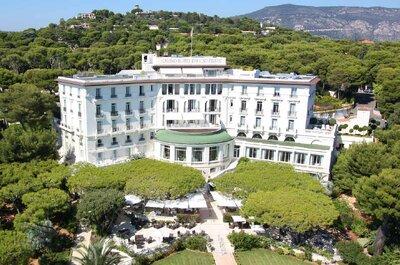 8 hôtels somptueux pour se marier en Alpes-Maritimes : Lequel vous fera craquer ?!