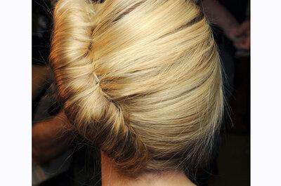 Conoce la moda en peinados de novia recogidos para 2013