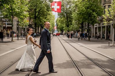 Erika et Petri : Un mariage sur l'eau avec des invités venus du monde entier