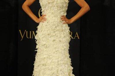 Vestidos de noiva Yumi Katsura coleção Primavera 2013