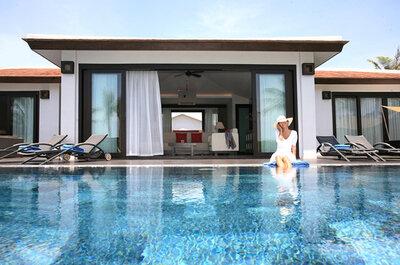 Un hôtel Spa tout inclus au coeur du Vietnam pour une lune de miel de rêve : le Fusion Maia Resort
