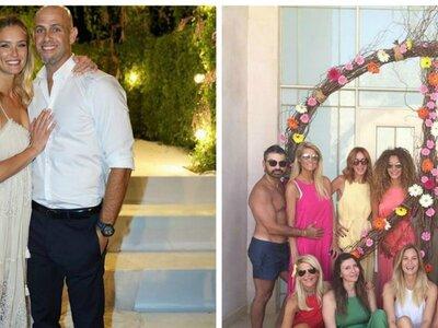 So heiratete das Top-Model Bar Refaeli!