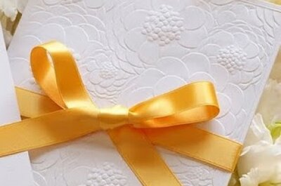 Het versturen van de trouwkaart: hoe heurt het eigenlijk?