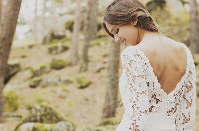 Tendencias de boda 2017: ¡las 12 claves para imponer un estilo de última moda!