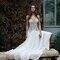 Los vestidos de novia más románticos