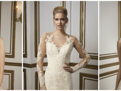 Justin Alexander 2016: exclusive designs for the sophisticated bride