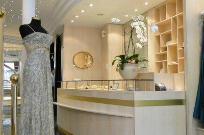 Brautkleider in Zürich und Umgebung - in den besten Brautläden der Stadt!