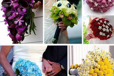Gli 8 colori del bouquet da sposa: scegli il tuo e ti dirò chi sei!