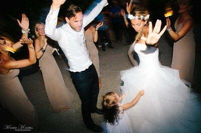 5 tips per scegliere il gruppo musicale per il tuo matrimonio: musica maestro!
