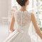 Hochzeits-Kleid: Brautkleid mit Schleife in der Taille
