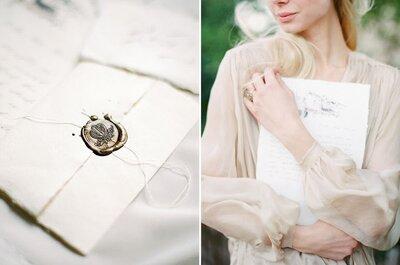 50 любовных фразы для свадебных приглашений!