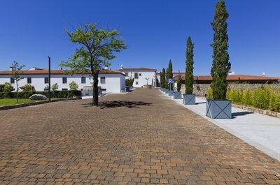 ¿Una boda en un hotel cinco estrellas? Realiza una celebración increíble en Hospes Palacio de Arenales & Spa