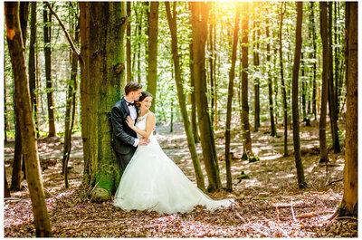 Traumhochzeit unter freiem Himmel – Vanessa & Ben heirateten im Hohen Darsberg