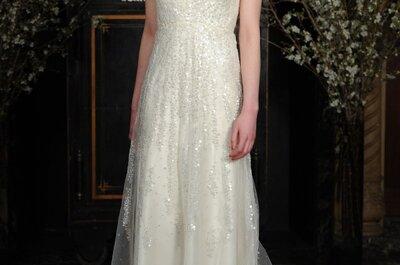 Glamour de antaño: Vestidos de novia primavera 2015 de Austin Scarlett