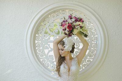 Mini-guía para acertar en la elección de tu ramo de novia