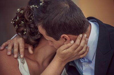 Una organización muy detallista, por Susanna Príncipe: la romántica boda de Jessica y Rubén