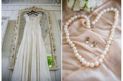 It's all in the details: A shabby chic wedding with ideas for your big day