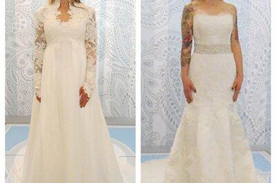 3 buone ragioni per cui vale la pena acquistare un abito da sposa usato
