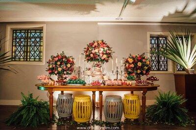 Home Wedding: os SEGREDOS para fazer uma cerimônia LINDA e com jeitinho de