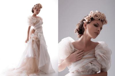 Marina Mansanta Sposa: una collezione da sogno