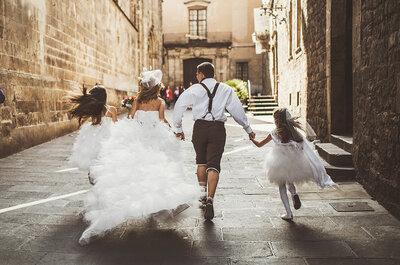 Свадьба в Испании: все, что вам нужно для свадьбы в Барселоне