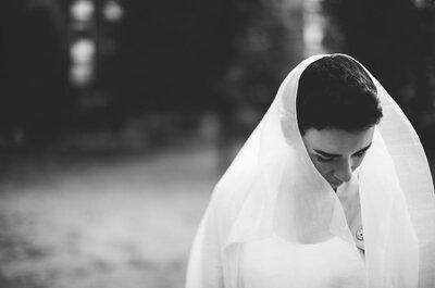 Un abito da sposa 2017 a soli 80 euro e con un profumato segreto