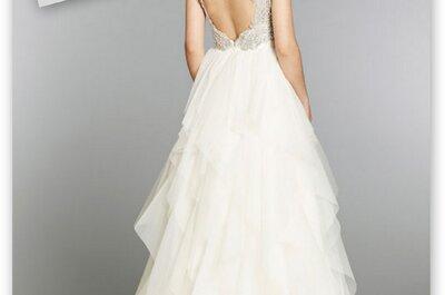 Welches Brautkleid unsere Zankyou-Redakteure wählen würden