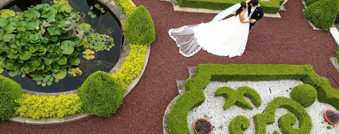 Brillo y opulencia: Enamórate de la boda de Luly y Carlos en los hermosos escenarios de Monterrey