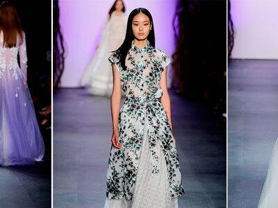 Tadashi Shoji: New York Fashion Week 2016 o Oriente como inspiração