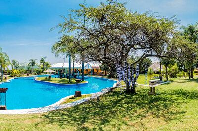 Jardín de la Abundancia: La boda de tus sueños en el espectacular Tepoztlán